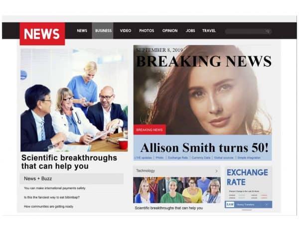 Breaking News Generator