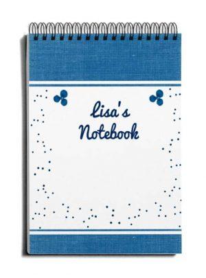 custom notepad
