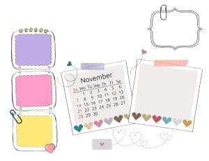 Cute November