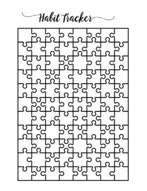Puzzle tracker
