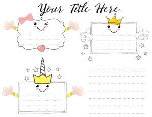 Cute bullet journal ideas
