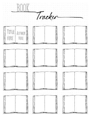 Reading Tracker