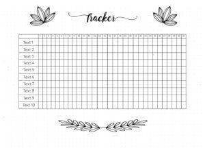 Multiple tracker