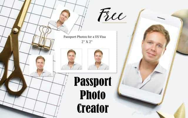 Free Passport Photo Maker Online