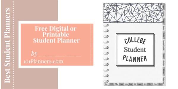 Best student planner