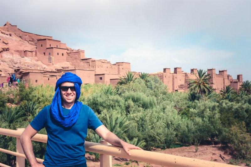 Аит Бенхаду, Мароко