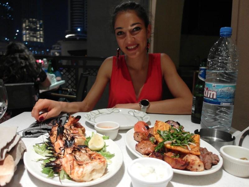 Ресторант Abd El Wahab, Дубай