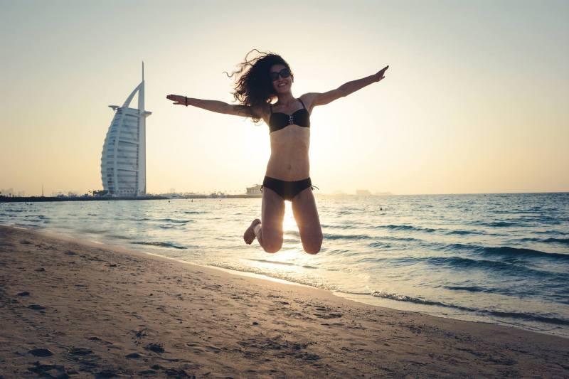 Плаж Jumeirah Public Beach, Дубай