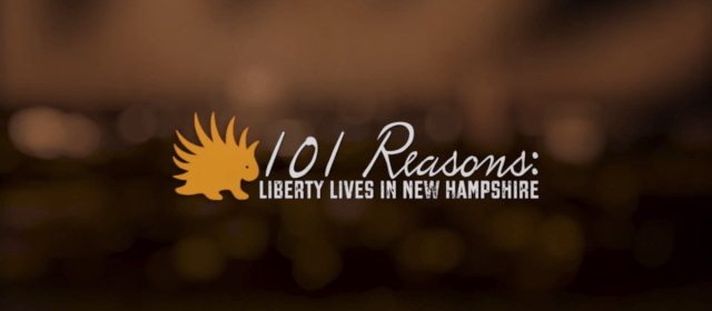 "Celebrating the Second Anniversary of Releasing ""101 Reasons Liberty Lives in New Hampshire"""