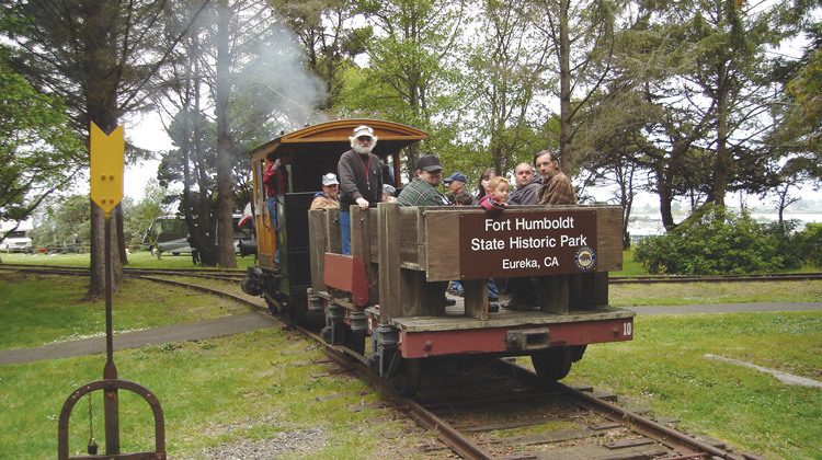 Fort-Humboldt-train