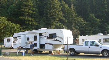 Ancient Redwoods RV Park, Redcrest