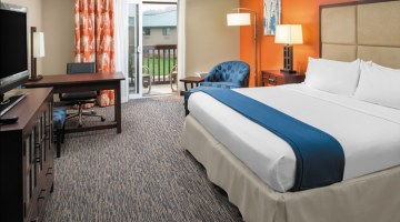 Holiday Inn Express, Mckinleyville