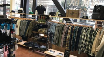 Blue Ox Boutique, Eureka