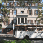 ~77.  Take a Trolley Tour of Savannah
