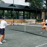 67.  Play Tennis