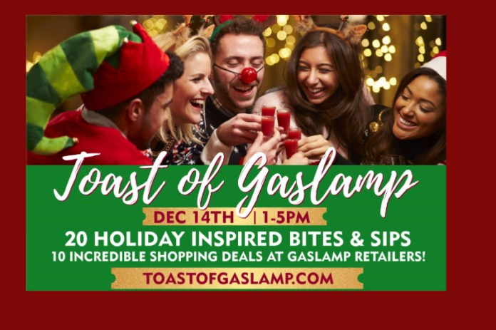 Image result for Toast of Gaslamp 2019
