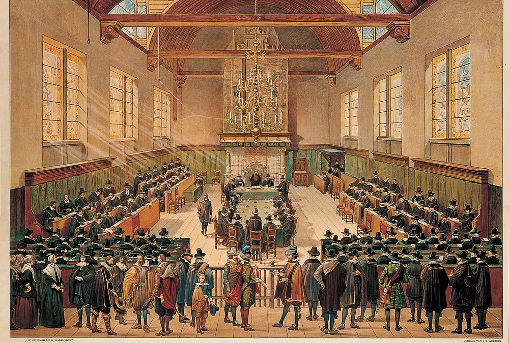 A Historical Account of the Synod of Dort