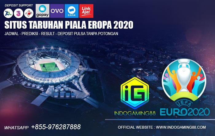 Prediksi Piala Eropa 2021