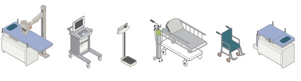 medical equipment physical inventory