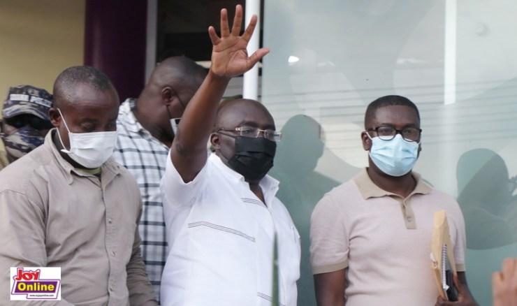 Video: Veep Visits Asempa FM To Talk About NPP's Manifesto. 55