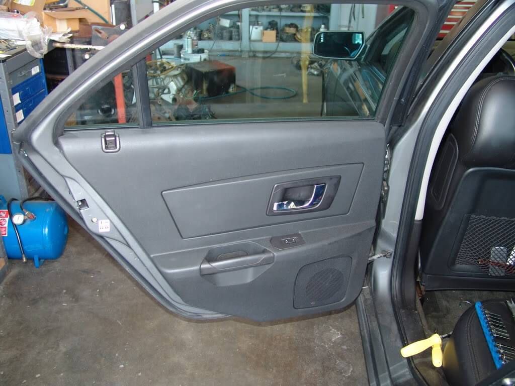 2004 Cadillac Cts Window Problems Escalade Sunroof Wiring Diagram The Owner Said She Heard A Pop And Went Down Sounds Like Power