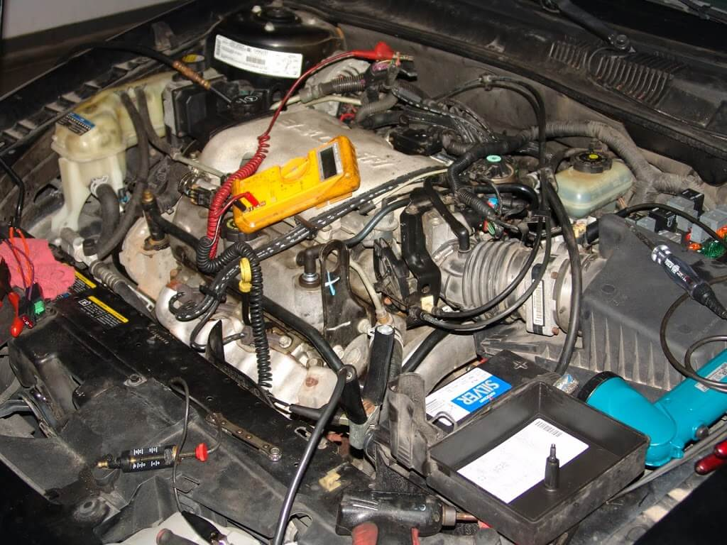 2002 oldsmobile alero wont turn over