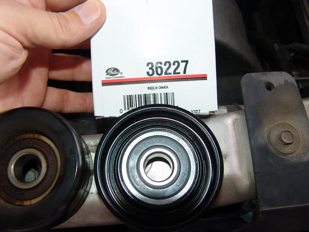 Sparky's Answers - 2004 Chevrolet Trailblazer, Bearing Noise