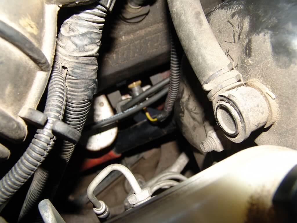 Toyota dtc p0118