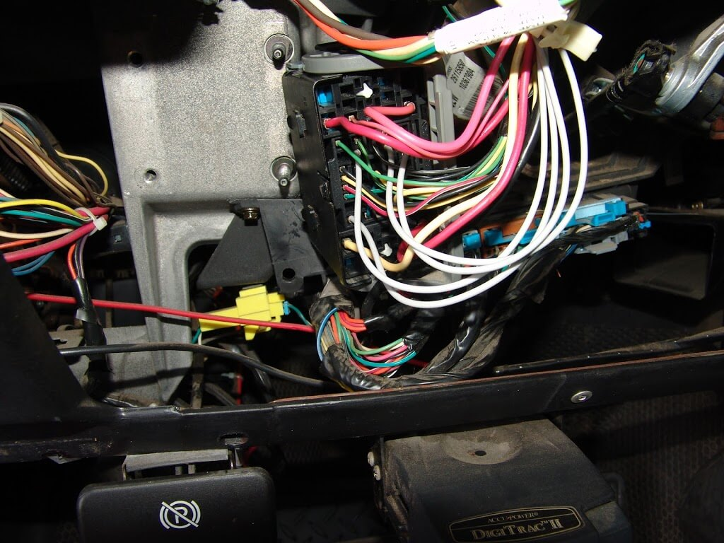2005 Chevy Silverado Wiring Harness