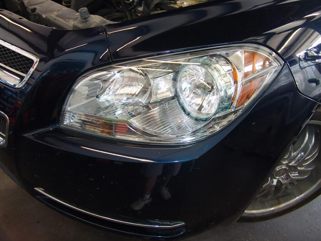Sparkys Answers 2011 Chevrolet Malibu Low Beam Headlights Do Not External Fuse Box Since The Bulbs Are Easy To Access Testing Begins At Underhood Number 7 Is For Left And 9 Right