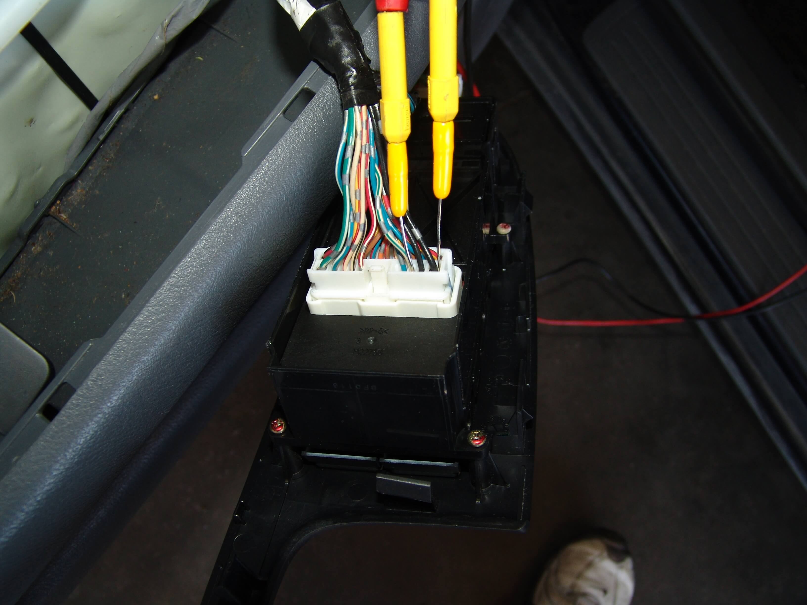 Sparkys Answers 2006 Honda Accord Passenger Power Windows Do Not Work 3 Wire Harness Repair Window My Choice Is To Always Install A New Factory Master Switch When There Failure But I Understand That Circumstances Sometimes Dictate Another