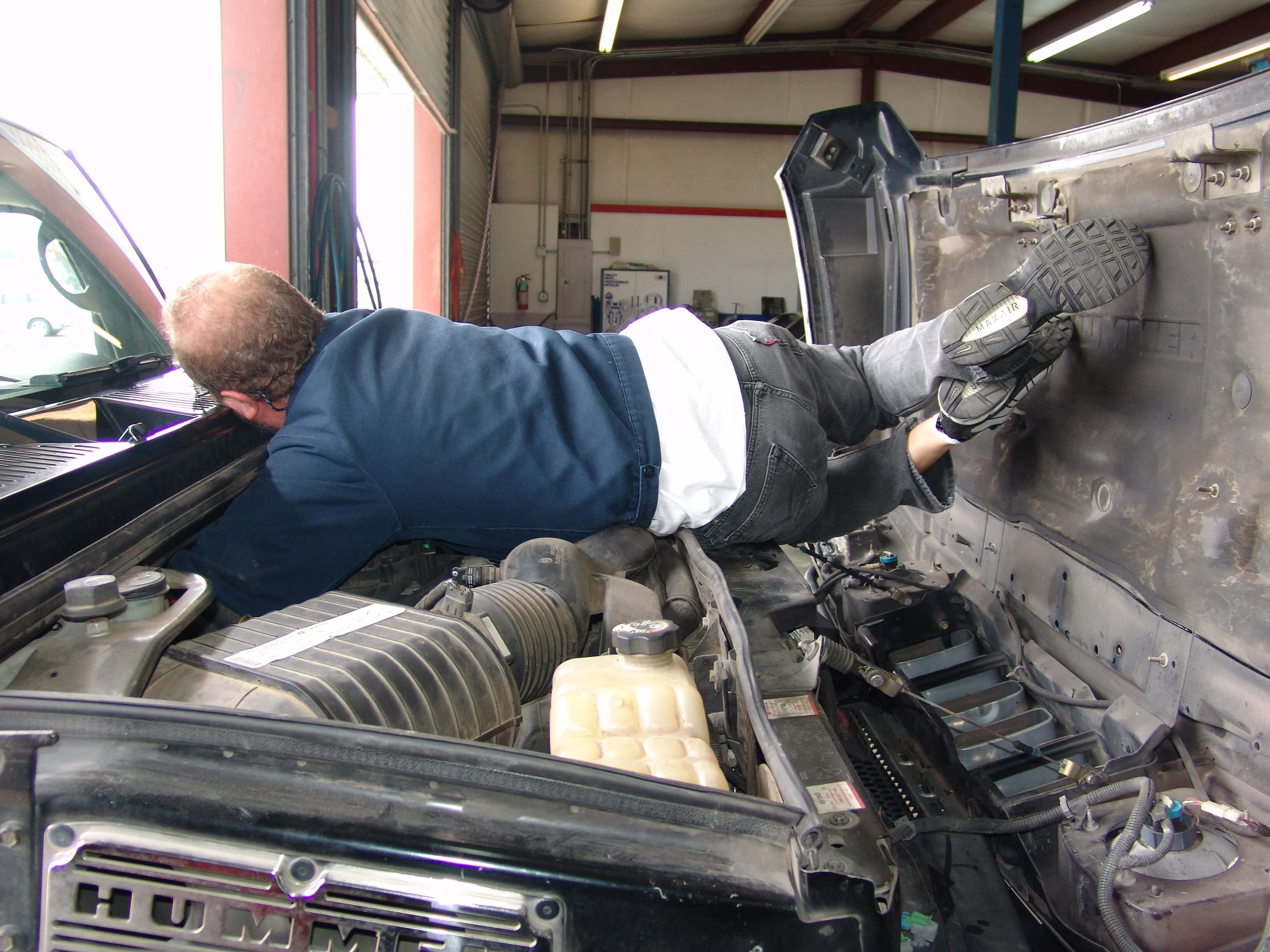 Sparkys Answers - Changing the Crank Sensor, Code P0335, On
