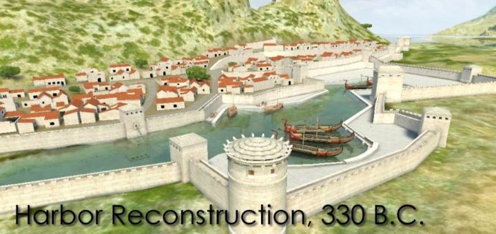 Η ανασκαφή στη περιοχή της Φαλάσαρνας