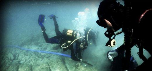 Υποβρύχια γεωαρχαιολογική έρευνα του αρχαίου Ολούντος