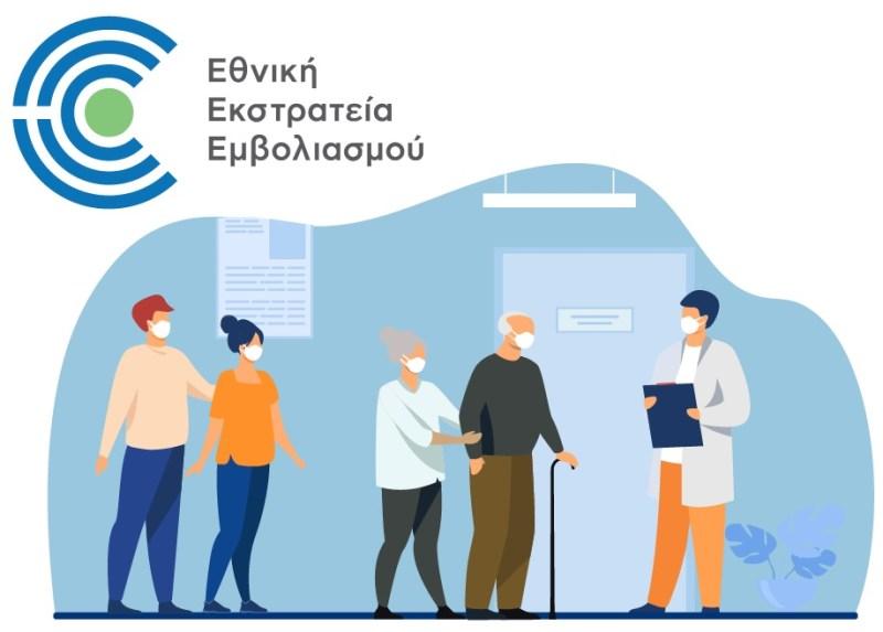 Δήμος Οροπεδίου Λασιθίου, Ενημέρωση για τους εμβολιασμούς covid-19