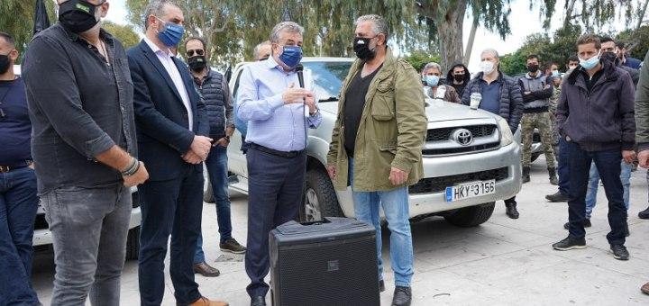 Η Περιφέρεια Κρήτης ζητά αναστολή ανάρτησης των δασικών χαρτών