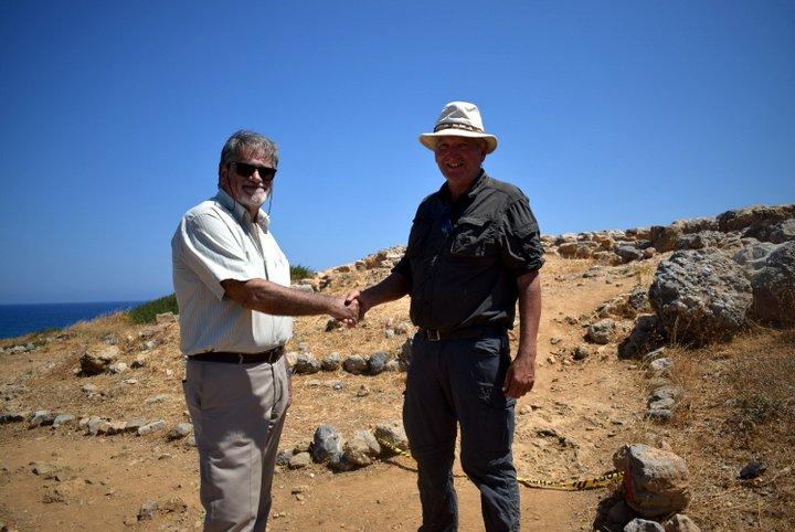 Με τη στήριξη του δήμου οι ανασκαφές στον Μπούφο