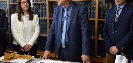 Δικηγορικός Σύλλογος Λασιθίου, πρωτοχρονιάτικη πίτα