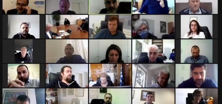 Προσωρινή αναστολή της διαδικασίας ανάρτησης των δασικών χαρτών ζητά με απόφασή του το Περιφερειακό Συμβούλιο Κρήτης