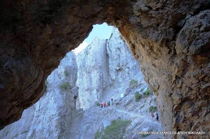 Ορειβατικός Σύλλογος Αγίου Νικολάου στη Σαμαριά