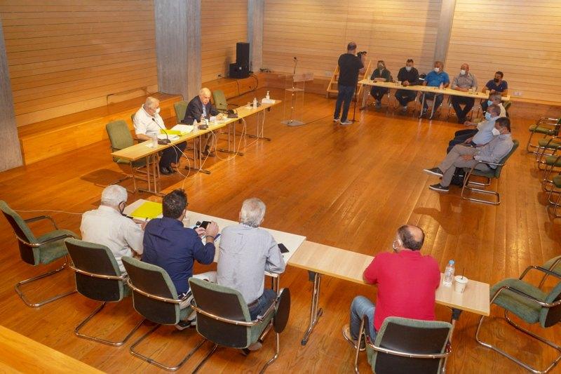 Έκτακτη σύσκεψη για την αξιοποίηση της έκτασης του αεροδρομίου Ηρακλείου - Κοινό μέτωπο αντίδρασης από τους φορείς