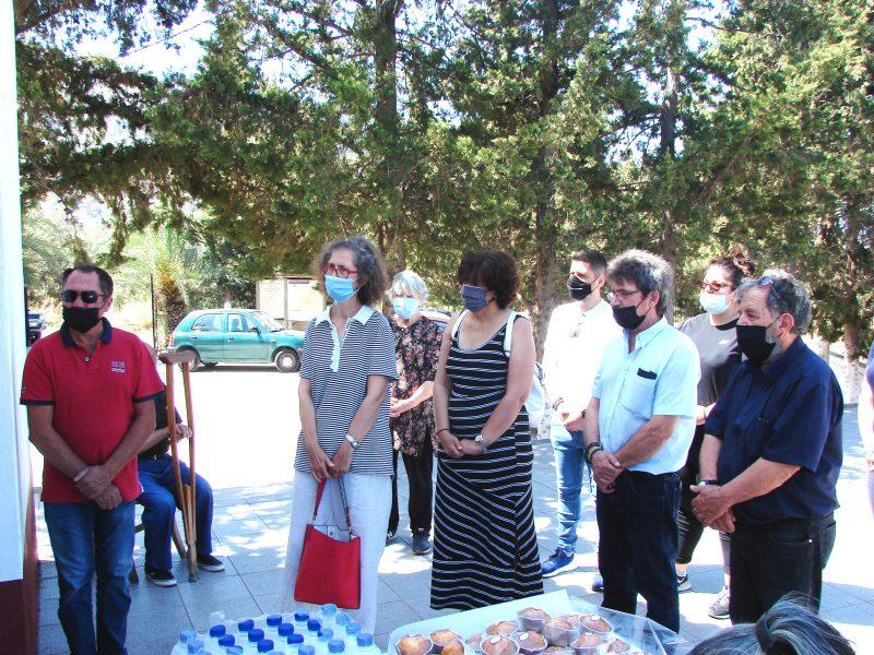 Η Τερέζα για περισσότερα από 4 χρόνια ήταν φιλοξενούμενη του Ξενώνα, ύστερα από εισήγηση των Κοινωνικών Υπηρεσιών του Δήμου μας