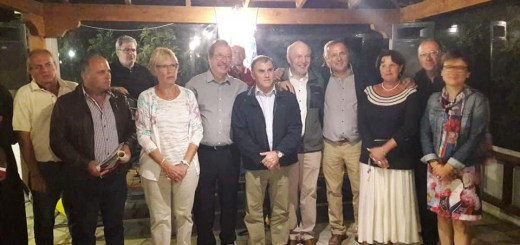 Γάλλοι από το Stutzheim - Offenheim στο Καβούσι