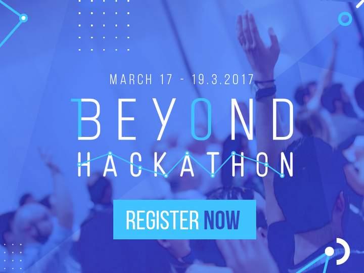 Beyond Hackathon 2ος περιφερειακός Διαγωνισμός FinTech