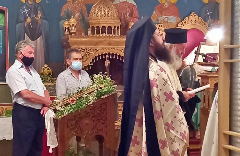 Ο Σύλλογος Τριτέκνων Λασιθίου τίμησε τη προστάτιδα του Αγία Σοφία