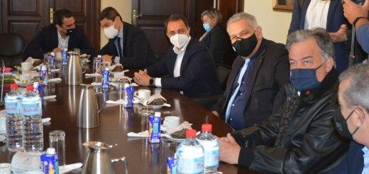 δηλώσεις Λογιάδη, κατά τη συνάντησή με τον Υπουργό Περιβάλλοντος και Ενέργειας