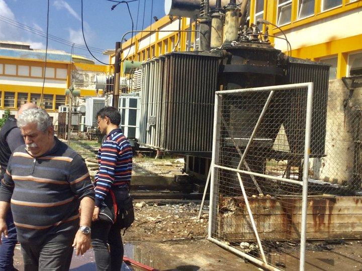 Διακοπή ρεύματος σε όλη τη Κρήτη !