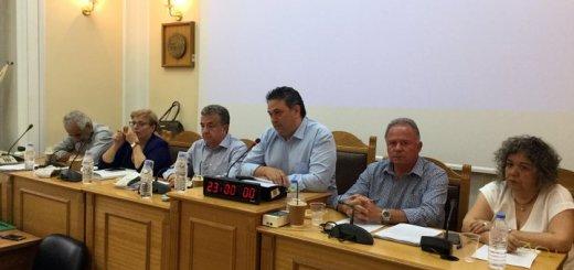Τελετή ορκωμοσίας νέας Περιφερειακής αρχής Κρήτης