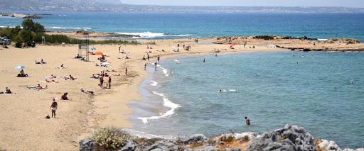 ναυαγοσωστική κάλυψη και για το μήνα Ιούνιο στις πλέον πολυσύχναστες παραλίες του Δήμου Χερσονήσου