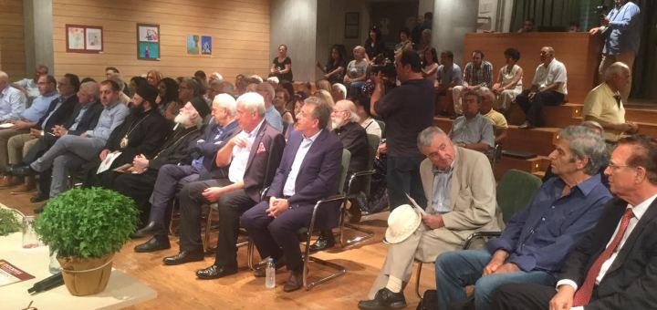 Τιμητική διάκριση από Περιφέρεια σε Γερμανούς πολιτικούς που καταδικάζουν τις βαρβαρότητες των ναζί
